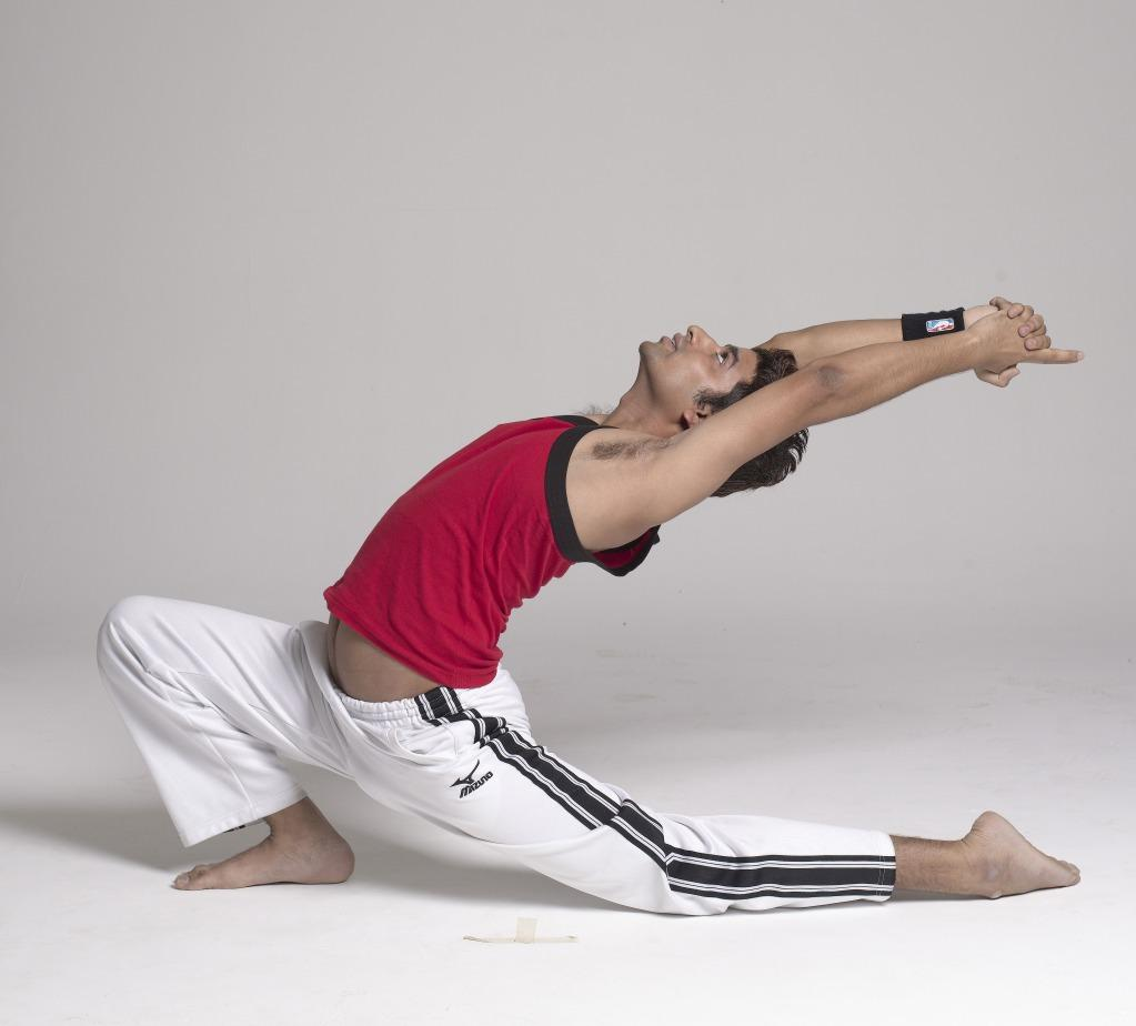 Planet Yoga's Master Naveen Shares His Experience In Hong