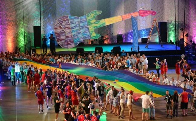 from Leonard international gay games 2014